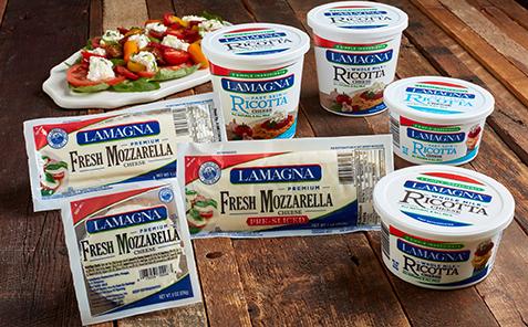 Lamagna's cheeses