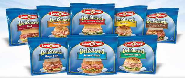 Land O'Frost DeliShaved Lunch Meats