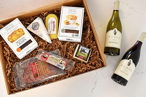 Rumiano Cheese recently innovated its beloved Board at Home program to bring specialty foods to San Francisco, announcing the expansion of its curated kits to the San Francisco Bay Area