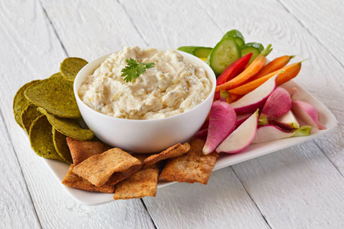 La Terra Fina's dips are made with rBST free dairy, no artificial colors, flavors or preservatives, and certified gluten-free