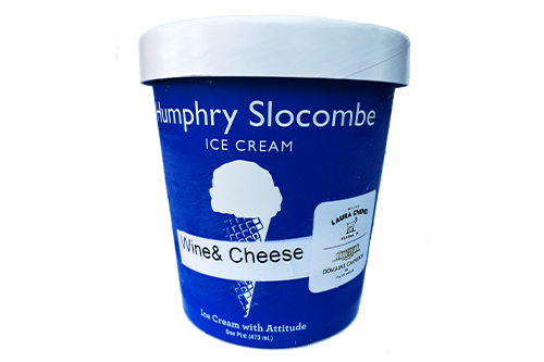 The collaboration between Laura Chenel, Domaine Carneros, and Humphry Slocombe ushers in an exclusive new flavor for the San Francisco ice creamery's November edition of its 2019 Classic Cocktail Series