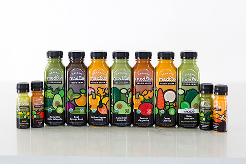 Over time the company moved away from soups and gravitated towards wellness drinks and shots, staying true to its mission of making vegetables easy, accessible, and fun