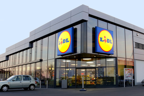Lidl recently started up operations on a new distribution center August 1 after a sizeable £70 million investment—or about $91 million USD