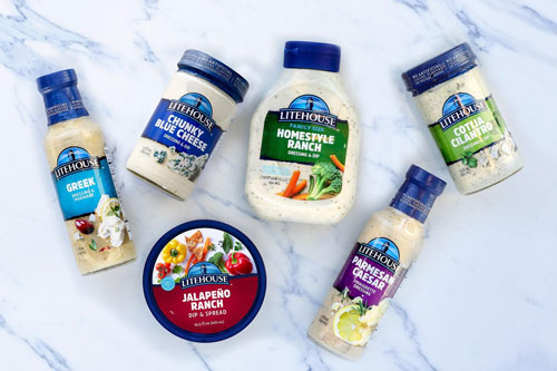 Litehouse Foods new look