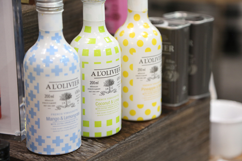 A L'Olivier has launched new vinaigrettes to coincide with its 27-year-long partnership with De Medici Atalanta