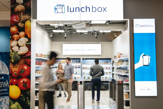 Lunchbox will help deliver frictionless experiences for shoppers seeking a quick, touchless experience