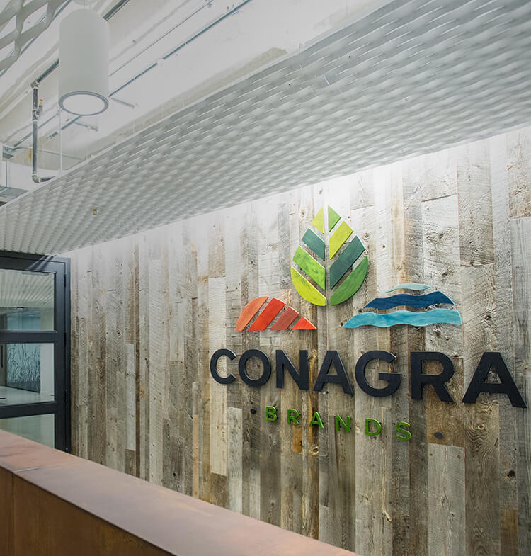 Conagra Brands noted impressive growth after last year's acquisition of Pinnacle Foods, with net sales increasing 35.7%