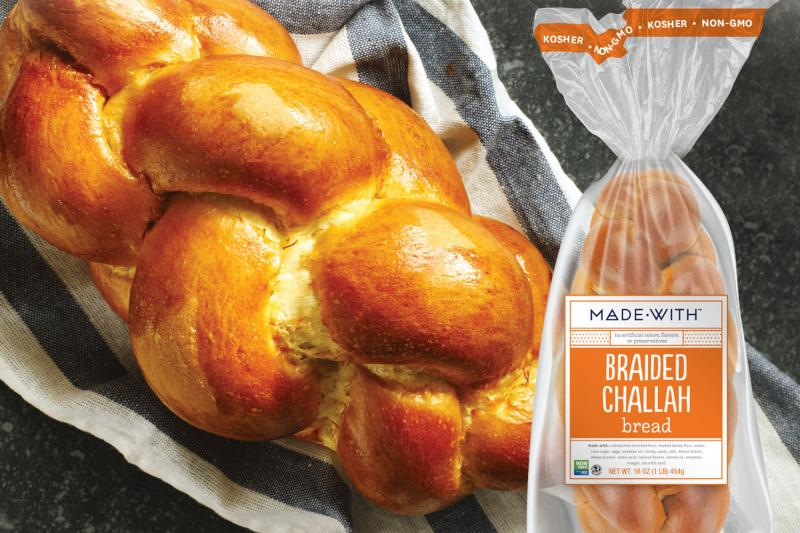 One of KeHe Distributors exclusive partner brands, MADE•WITH, has announced the launch of a new line of better-for-you bakery products available starting in September