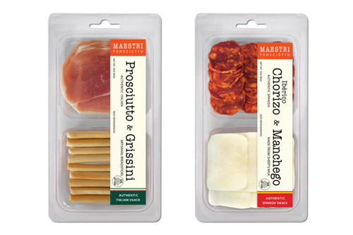 With increasing production capacity from its new state-of-the-art facility, Maestri d'Italia plans to expand its line of offerings to include a variety of snacking options