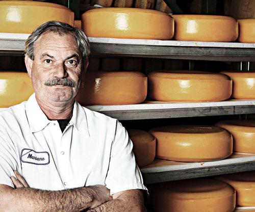 Master Cheesemaker Mariano Gonzalez