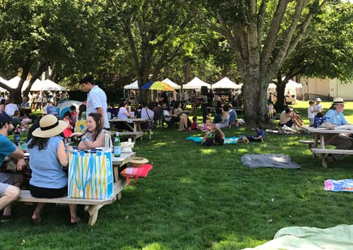 Marin French's 3rd Annual Summer Picnic
