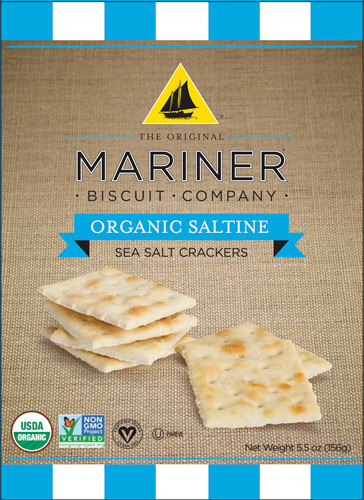 Venus Wafers Mariner Organic Saltines