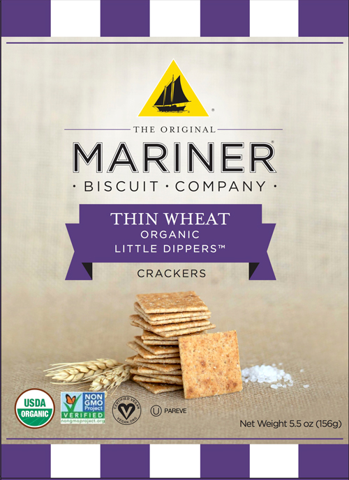 Mariner Thin Wheat Organic Little Dippers