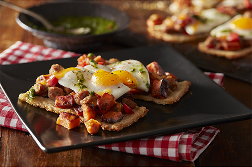 The new hash products can be found in the frozen breakfast foods aisle in select Jewel, Hy-Vee, and Safeway locations