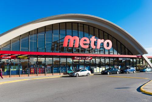 Metro Storefront
