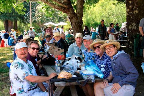 Marin French Summer Picnic 2016