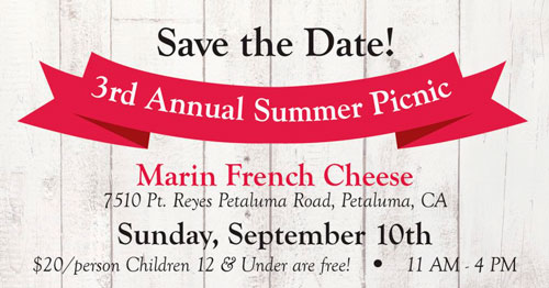 Marin French Summer Picnic 2017
