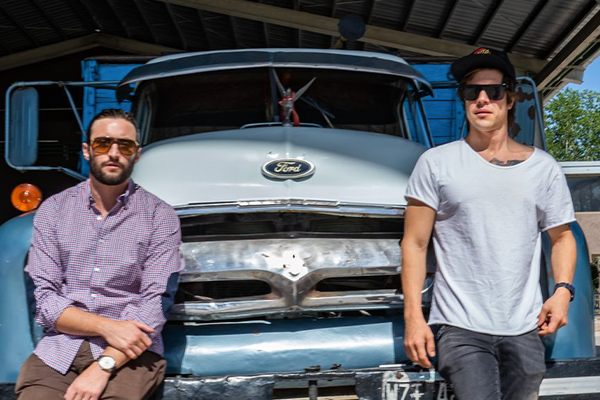 Chief Executive Officer Michael Javaherian, pictured left, and Chief Merchandising Officer Fernando Cantini, pictured right, are leading an Argentinian-based beef delivery company that recently launched subscription boxes