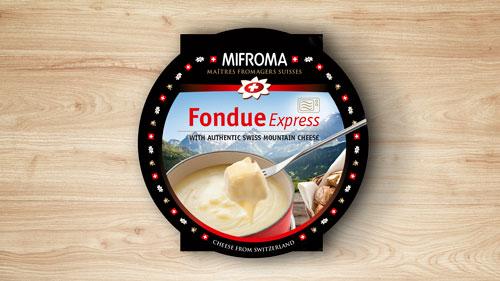 Mifroma Fondue Express