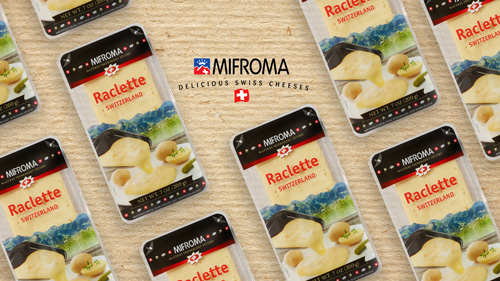 Mifroma Sliced Raclette