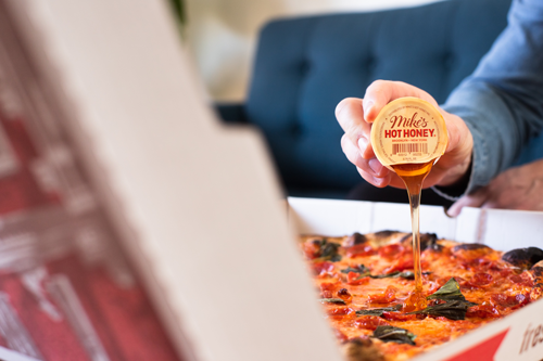 With the uptick in demand for grocery and restaurant delivery and takeout, Mike's Hot Honey is doing what it can to make sure operators—pizzeria operators in particular—have everything they need to satisfy consumers