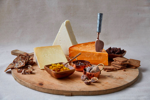 Griselda Powel's goal is to make cheese selection a fun and intimate one-on-one experience for Murray's customers