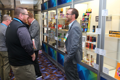 The 2019 NACS show saw 25,539 attendees peruse the wares of 1,200 exhibitors in over 450,000 square feet of space