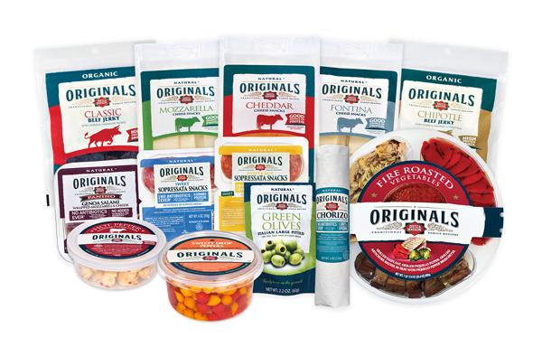 Dietz & Watson New Originals snacking lineup