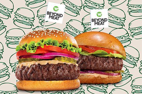 Beyond Meat Launches Two New Versions of Beyond Burger