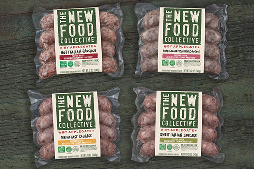 THE NEW FOOD COLLECTIVE™ is a new premium brand from Applegate Farms