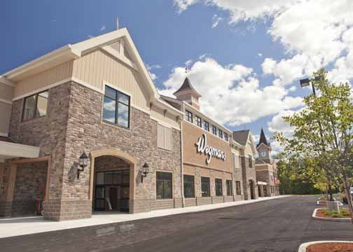 Wegmans announced it is continuing to up its store count in the Empire State with a new store in Harrison, New York
