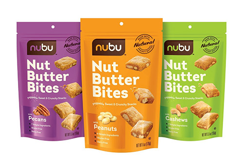 The new, delectable snack combines nuts with 100 percent natural peanut butter in a poppable, better-for-you snack that can be enjoyed at work, home, or on-the-go