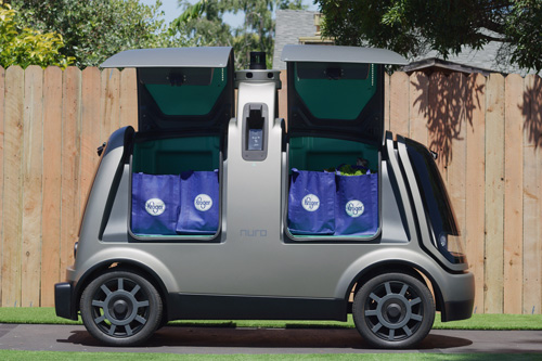 With the upcoming launch, Kroger and Nuro will transfer the autonomous grocery delivery program to Houston, Texas, for the next phase of the pilot