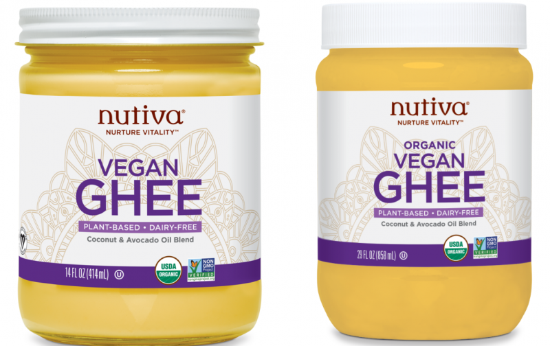Nutiva is tapping the versatility of ghee with its own spin on the dairy-based product as it launches new Organic Vegan Ghee