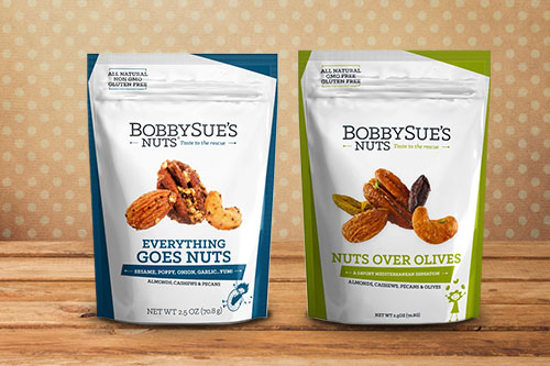 BobbySue's Award winning products.