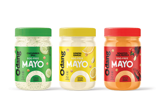 O'dang Foods' new vegan mayo is egg-free, dairy-free, and plant-based