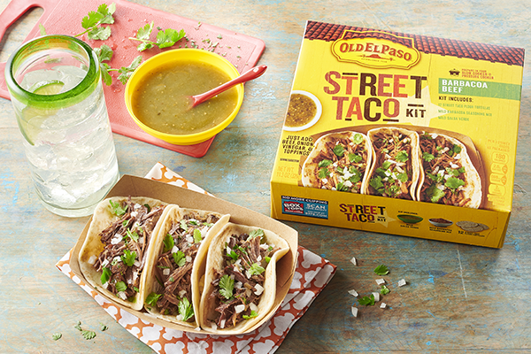To bring a kick to the new release, Old El Paso is also introducing Squeeze Sauce in two new crave-worthy flavors: Spicy Queso Blanco and Cilantro Lime Fire Roasted Verde