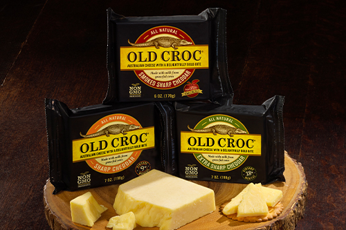 Old Croc's three new products are nailing down that down-under flavor consumers love about the Australian brand