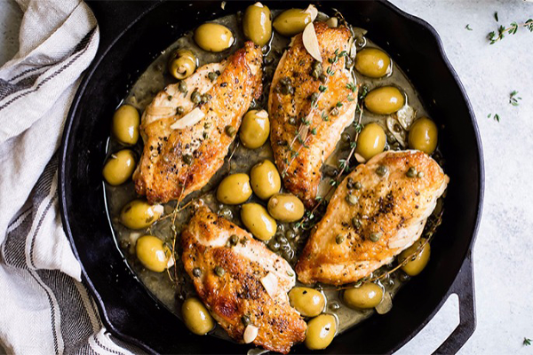 In honor of National Olive Day, Pearls® Olives launched its new #DreamOlive initiative, featuring chefs dreaming up recipes and ideas using olives