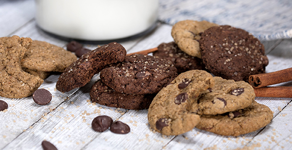 Onesto Foods recently unveiled its line of gluten-free, vegan, and non-GMO cookies
