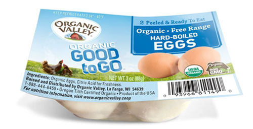 Organic Valley Eggs
