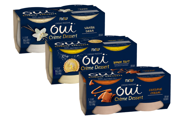As it seeks to improve its performance in the yogurt sector, General Mills is releasing several new innovative products