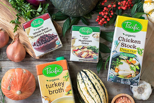 Pacific Foods organic products