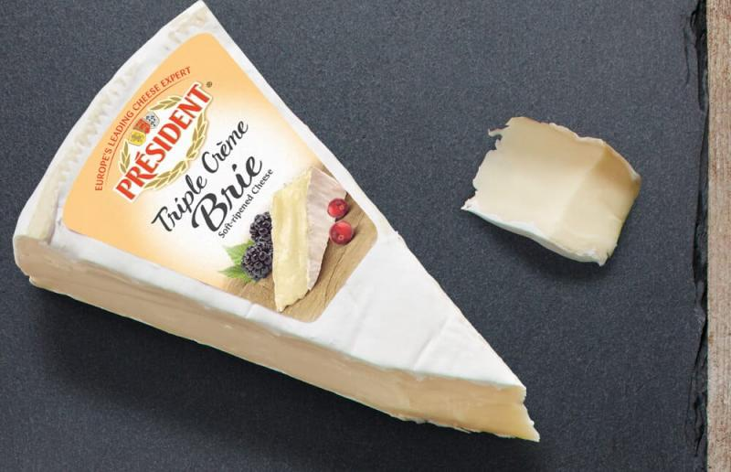 Triple Crème Brie earned a top spot at the American Cheese Society Competition