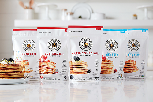 As baking continues to gain popularity, King Arthur Baking Company has introduced six new products that are accessible to all levels and skill sets