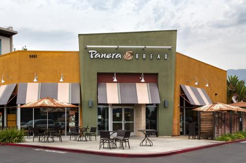 Panera Storefront