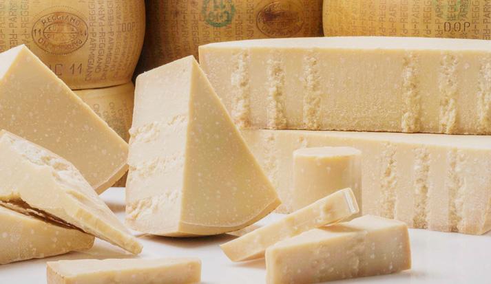 Atalanta cheeses