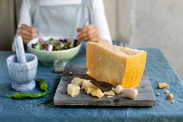 Through this partnership, Parmigiano Reggiano will gain increased distribution in the U.S. across Whole Foods' 487 stores in the country