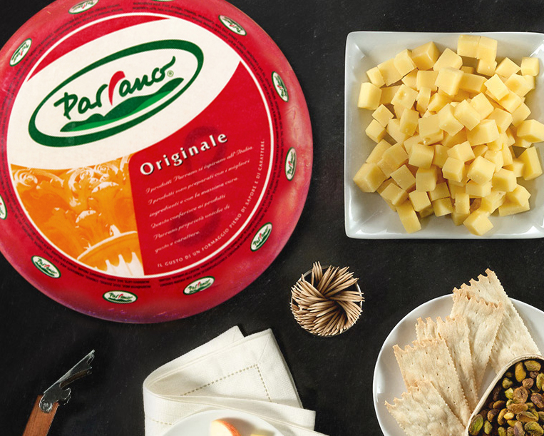 """FrieslandCampina invites consumers to get creative with its Parrano® cheese brand, kicking off a """"Pair With Parrano"""" campaign that highlights the unique qualities of the cheese"""