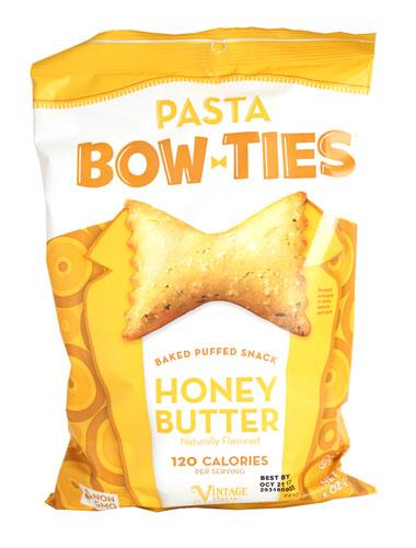 Pasta Chips, Honey Butter